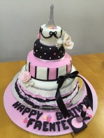 4-Tiers Cake