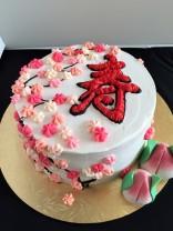 Longevity Cake (A)